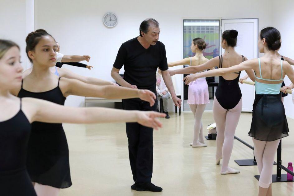 Završen Uskršnji baletski seminar