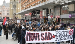 Završen skup Novi Sad protiv fašizma