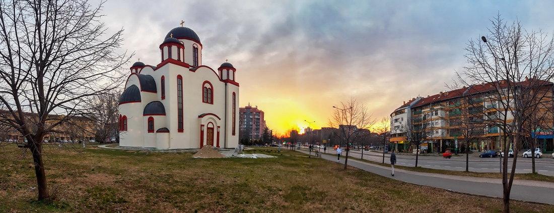Završena prva faza radova na uređenju parka između Detelinare i Novog Naselja