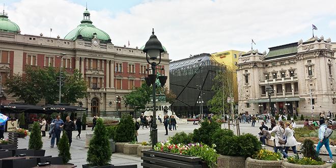 Završena restauracija spomenika knezu Mihailu