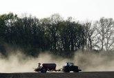 Završena setva pšenice na 600.000 hektara, usevi u dobrom stanju