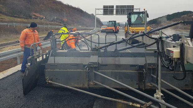 Završeno asfaltiranje deonice kod Pirota, uskoro puštanje saobraćaja
