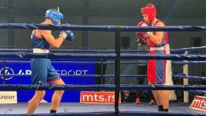 Završeno pojedinačno prvenstvo Srbije u boksu za pionire, kadete i juniore