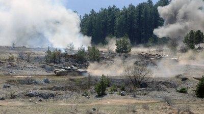 Završna faza Združene taktičke vežbe sa bojevim gađanjem Odgovor 2021