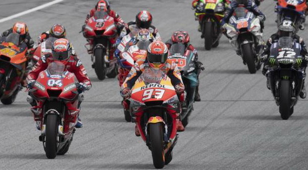 Završnica Moto GP u Portugalu, Portimao domaćin