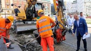 Zbog Stambol kapije izmena projekta rekonstrukcije Trga republike