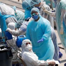 Zbog čega se lekari ČEŠĆE I TEŽE razboljevaju od korona virusa?