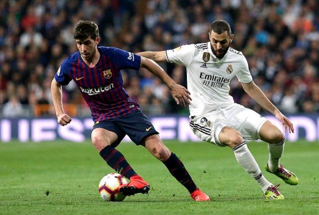 Zbog demonstracija u Barseloni El klasiko ipak u Madridu?