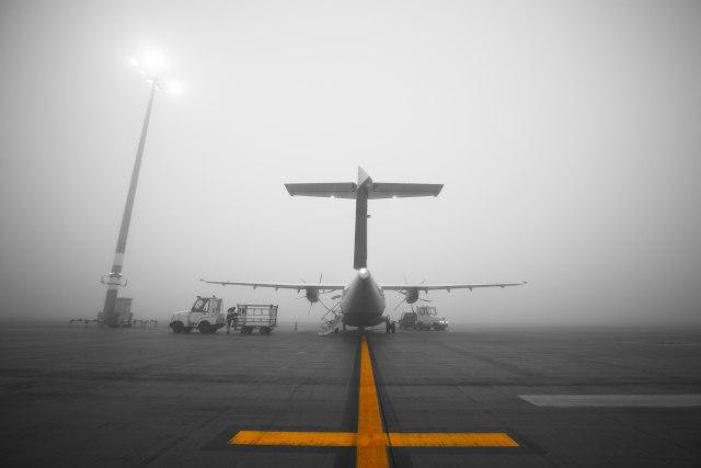 Zbog guste magle otkazani gotovo svi letovi iz Sarajeva