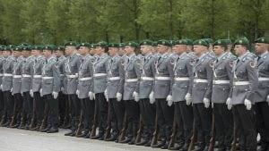 Zbog jačanja ekstremne desnice, raspuštanje dela nemačke elitne jedinice