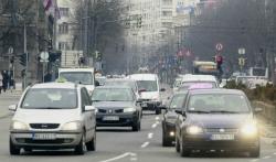 Zbog košave i kiše usporen saobraćaj