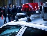 Zbog nacističkog pozdrava suspendovani policajci