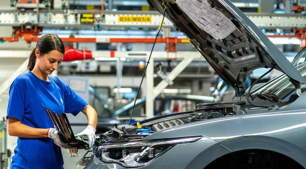 Zbog nedostatka čipova Volkswagen nije proizveo stotine hiljada vozila