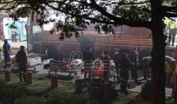 Zbog požara u bolnici u Johanesburgu evakuisano 700 pacijenata (VIDEO)