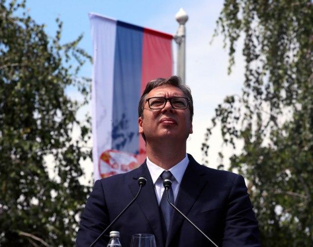 Zbog pretnji Vučiću i Mariću hapšenje u Bratuncu