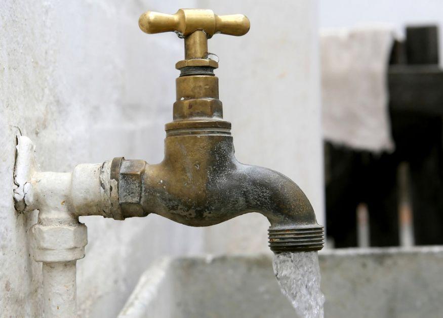 Deo Narodnog fronta do 17 sati bez vode
