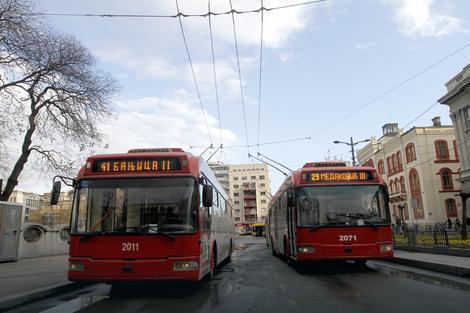 Zbog radova se tokom vikenda ukidaju trolejbusi 28 i 40