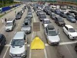 Zbog saobraćajke u Bugarskoj, usporen prelazak na Gradini