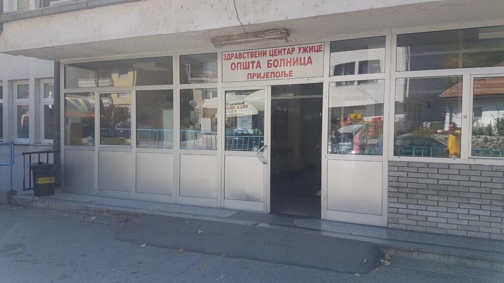 Zbog sumnje na koronu zdravstveni radnik iz Prijepolja poslat na testiranje