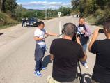 Zbog uvreda opoziciji, odbornik Ilić na pola sata blokirao put Niš-Priština