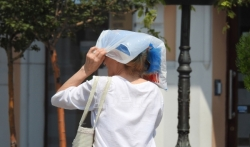 Zbog vrućina i mogućeg nevremena upozorenja u Hrvatskoj