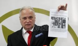 Zdrava Srbija: Sramno donošenje Rezolucije o Srebrenici