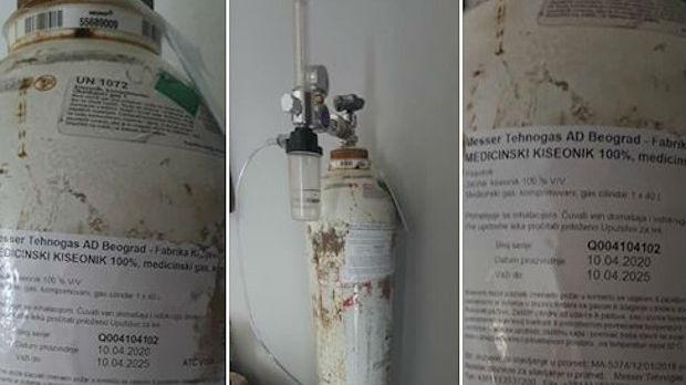 Zeka: Skandal Kurtijeve vlade, kiseonik kupljen u Srbiji