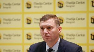 Zelenović: Odluka je fasada za nasilne zloupotrebe režima