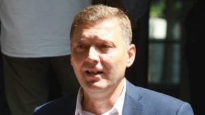 Zelenović : Sa poštenim medijima Vučić ni mesec dana na vlasti, njegov koncept je laž
