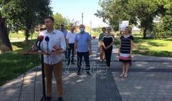 Zelenović: U Šapcu pokušaj prekrajanja izborne volje gradjana