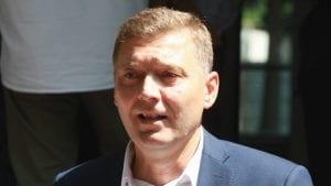 Zelenović za Betu: Izneli smo zahteve protesta i za poštene izbore, rok za izmenu REM-a 15.septembar