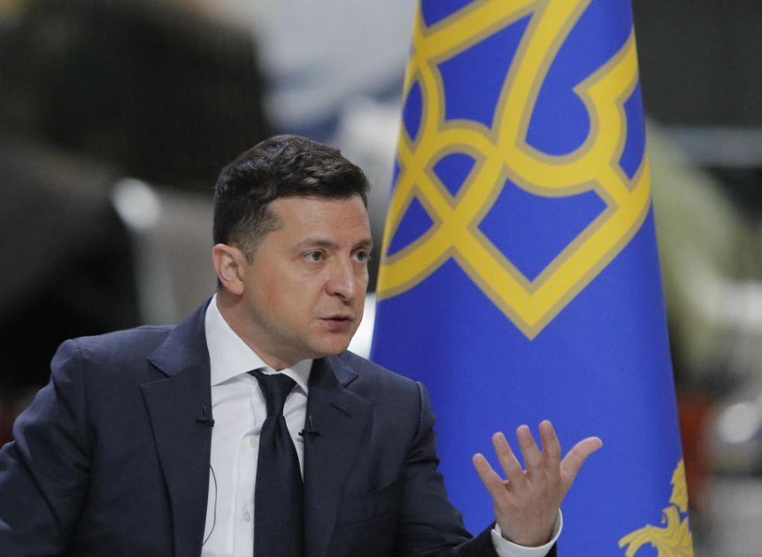 Zelenski: Ukrajina prinuđena da stvori najmoćniju vojsku