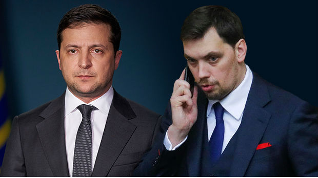 Zelenski dozvolio Gončaruku da ostane premijer Ukrajine