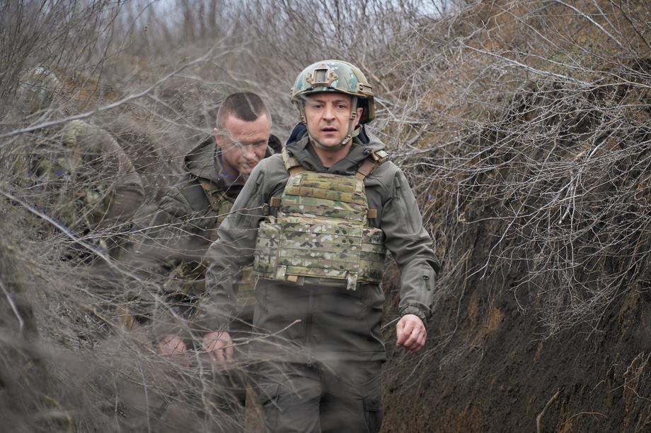 Zelenski predložio Putinu da se sastanu u Donbasu