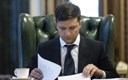 Zelenski traži od EU da pomogne u okončanju sukoba na istoku Ukrajine