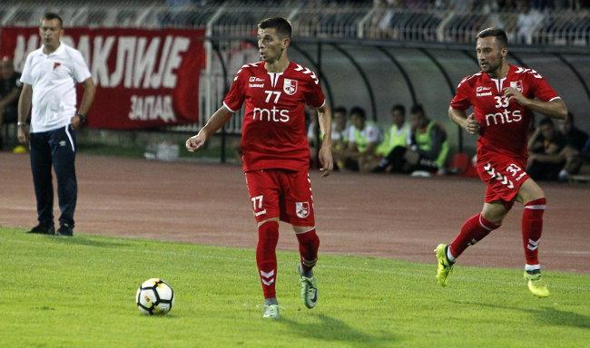 Želeo ga Partizan, završio u Olimpijakosu!