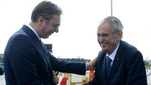Zeman govori u prazno jer češka vlada ne vidi razlog za povlačenje priznanja Kosova