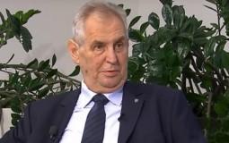 Zeman ne isključuje da bi Češka možda jednog dana opozvala priznanje Kosova