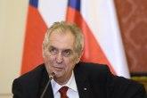 Zeman o Kosovu: Ratni zločinci ne bi trebalo da vode nijednu zemlju u Evropi