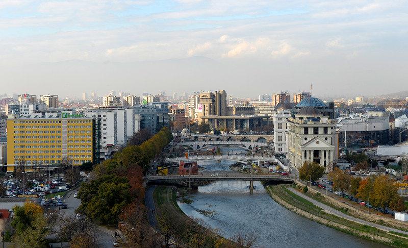 Zemljotres jačine 3,5 stepeni potresao Skoplje