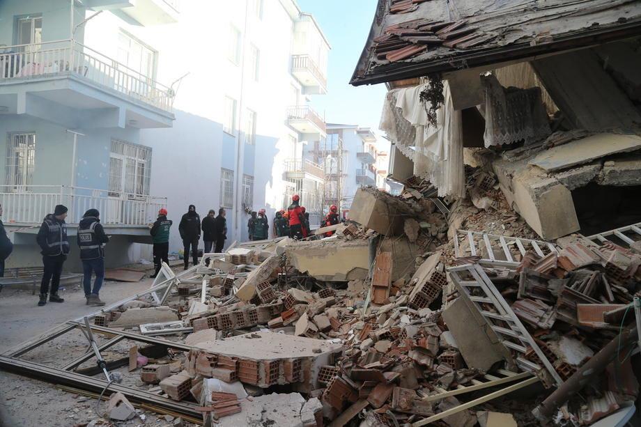 Zemljotres jačine 6,1 pogodio Peru
