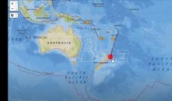 Zemljotres magnitude 6,9 na Novom Zelandu, izdato upozorenje na cunami (VIDEO)