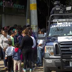 Zemljotresi ne daju mira Meksikancima: Ovog puta jug zemlje na UDARU!