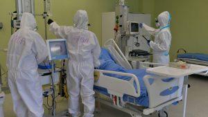 Žena (75) preminula na kovid odeljenju bolnice u Čačku