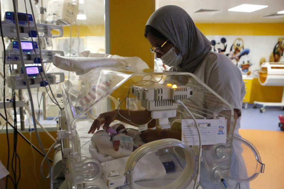 Žena iz Malija rodila devet beba