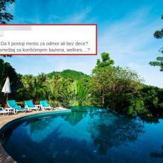 Žena u grupi na Fejsu pitala da li u Srbiji postoje HOTELI BEZ DECE: Usledila je lavina komentara (FOTO)