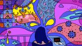 Žene, korona virus i kreativnost: Umetnice koje ilustruju pandemiju Kovida-19 i pomažu nam da lakše shvatimo