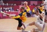 Ženska rukometna reprezentacija Švedske u polufinalu