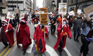 Ženski marševi u američkim gradovima