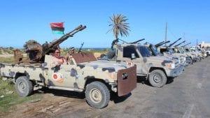 Žestoke borbe oko Tripolija
